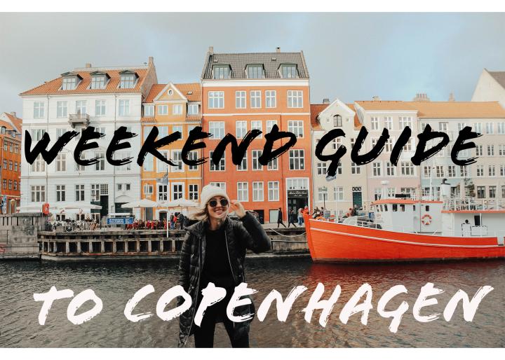 Weekend Guide toCopenhagen